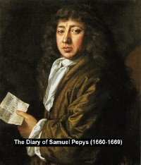 Cover The Diary of Samuel Pepys (1660-1669)