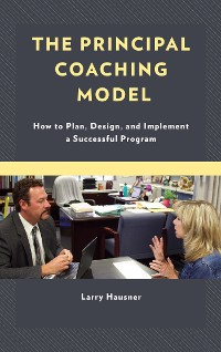 Cover The Principal Coaching Model
