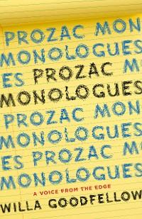 Cover Prozac Monologues