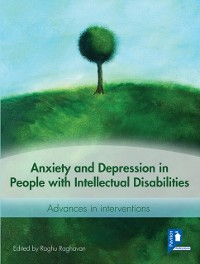 Cover Anxiety and Depression in People with Learning Disabilities