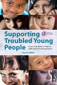 Cover Supporting Troubled Young People