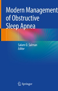 Cover Modern Management of Obstructive Sleep Apnea