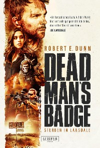Cover DEAD MAN'S BADGE - STERBEN IN LANSDALE