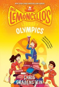 Cover Mr. Lemoncello's Library Olympics