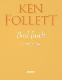 Cover Bad Faith Cattiva fede