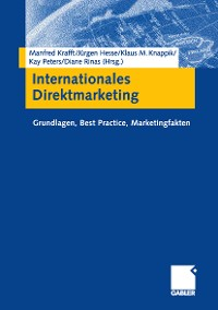 Cover Internationales Direktmarketing