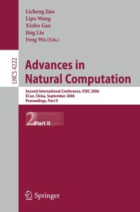 Cover Advances in Natural Computation