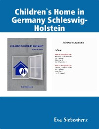 Cover Children`s Home in Germany Schleswig-Holstein