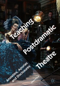 Cover Teaching Postdramatic Theatre