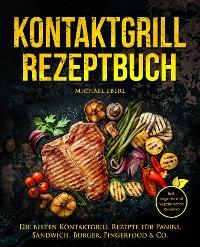 Cover Kontaktgrill Rezeptbuch