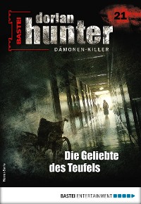 Cover Dorian Hunter 21 - Horror-Serie