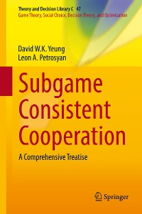 Cover Subgame Consistent Cooperation