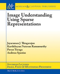 Cover Image Understanding Using Sparse Representations