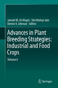 Cover Advances in Plant Breeding Strategies: Industrial  and Food Crops