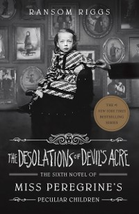 Cover Desolations of Devil's Acre