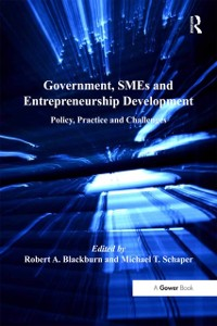 Cover Government, SMEs and Entrepreneurship Development