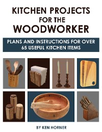 Cover Kitchen Projects for the Woodworker
