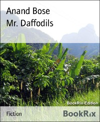 Cover Mr. Daffodils
