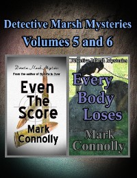 Cover Detective Marsh Mysteries Volumes 5 and 6