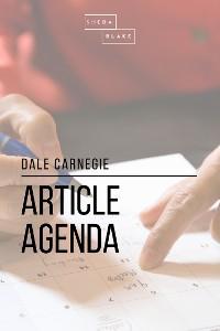 Cover Article Agenda