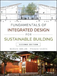 Cover Fundamentals of Integrated Design for Sustainable Building