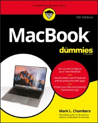 Cover MacBook For Dummies