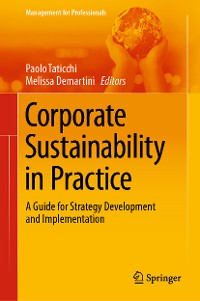 Cover Corporate Sustainability in Practice