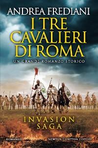 Cover I tre cavalieri di Roma