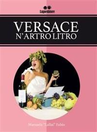 Cover Versace n'artro litro