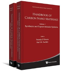 Cover Handbook Of Carbon Nano Materials - Volume 1: Synthesis And Supramolecular Systems; Volume 2: Electron Transfer And Applications