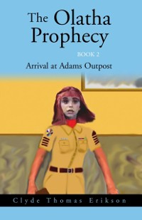 Cover Olatha Prophecy Book 2