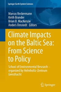 Cover Climate Impacts on the Baltic Sea: From Science to Policy