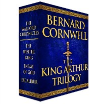 Cover King Arthur Trilogy
