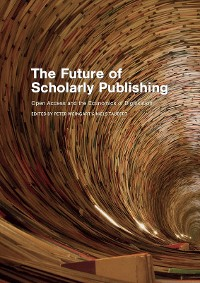 Cover The Future of Scholarly Publishing