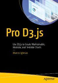 Cover Pro D3.js