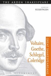 Cover Voltaire, Goethe, Schlegel, Coleridge