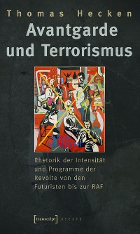 Cover Avantgarde und Terrorismus
