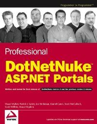 Cover Professional DotNetNuke ASP.NET Portals