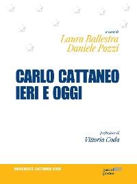 Cover Carlo Cattaneo ieri e oggi