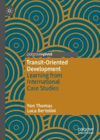 Cover Transit-Oriented Development