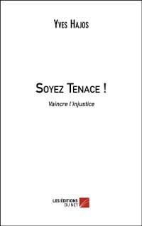 Cover Soyez Tenace !