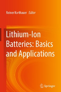 Cover Lithium-Ion Batteries: Basics and Applications
