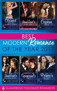 Cover Best Modern Romances Of The Year 2017