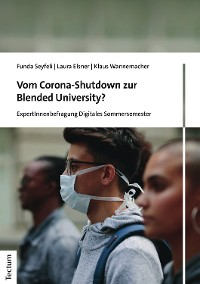 Cover Vom Corona-Shutdown zur Blended University?