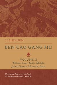 Cover Ben Cao Gang Mu, Volume II
