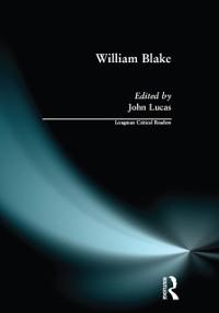 Cover William Blake