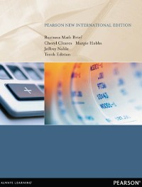 Cover Business Math Brief: Pearson New International Edition PDF eBook