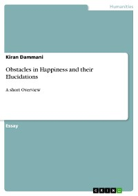 Cover Obstacles in Happiness and their Elucidations