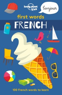 Cover First Words - French