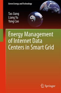 Cover Energy Management of Internet Data Centers in Smart Grid